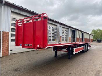 Dropside/ flatbed semi-trailer SDC