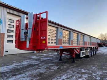 Dropside/ flatbed semi-trailer SDC