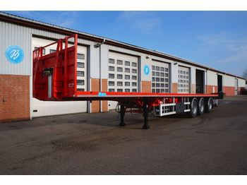 Dropside/ flatbed semi-trailer SDC PL45B3