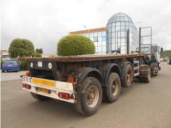 Dropside/ flatbed semi-trailer Trax