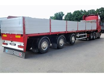 Floor FLO 17-30 H  - dropside semi-trailer