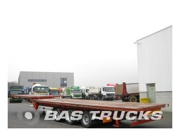 Dropside semi-trailer Tirsan Afzetsysteem MZ: picture 1