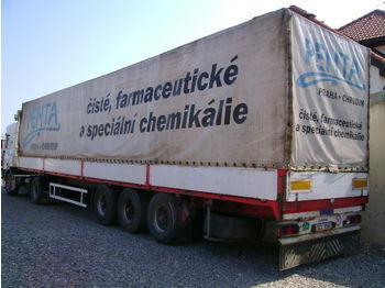 PANAV TKPNV 3500 - dropside semi-trailer