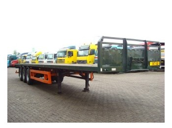 SDC OPEN 3-AS - dropside semi-trailer