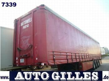 SDC SC45 3-Achs-Auflieger - dropside semi-trailer