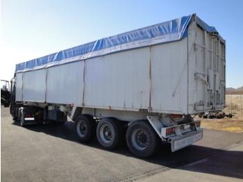 STAS 0-363/FAK - dropside semi-trailer