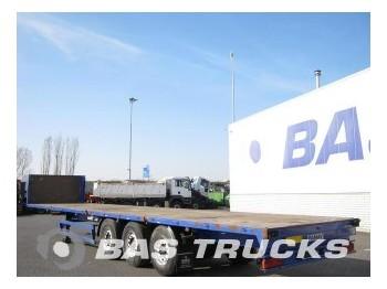 panav NV35PK - dropside semi-trailer