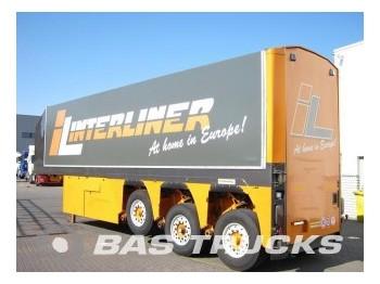 Faymonville Floatmax 3L AirPush Glasinnenlader - semi-trailer