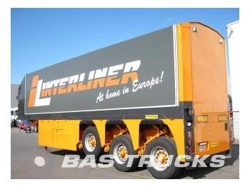 Faymonville Floatmax 3L MecaPush Glasinnenlader - semi-trailer