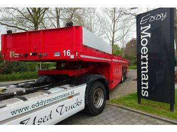 Semi-trailer Faymonville ILO-3 Beton Innenlader 950 Cm.