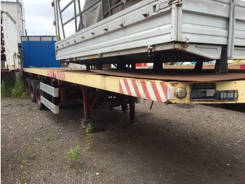 Nooteboom OVB 48VV - flatbed semi-trailer