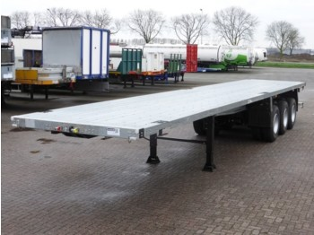 Flatbed semi-trailer Schmitz Cargobull S.HD. TWISTLOCKS 3 AXLE FULL STEEL