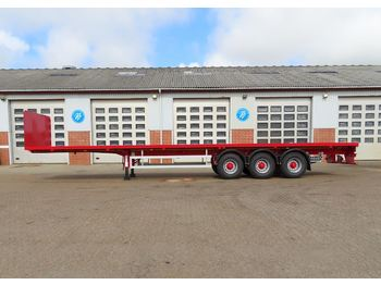 Dennison  - flatbed semi-trailer