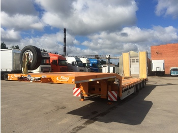 Fliegl SVS 570T - flatbed semi-trailer