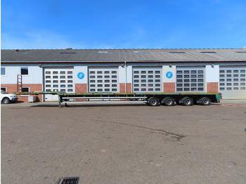 Goldhofer STZ-DL 4 AA - flatbed semi-trailer