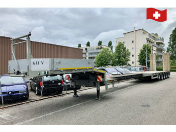 Goldhofer STZ-L 5-52/80  - flatbed semi-trailer