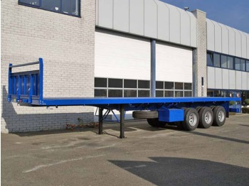 LOHR 40 FT FLATBED - flatbed semi-trailer