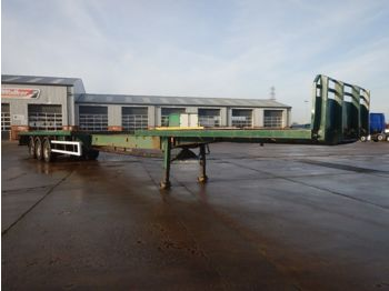 MONTRACON 45FT/60FT EXTENDABLE FLATBED TRAILER - 1998 - C295107 - flatbed semi-trailer