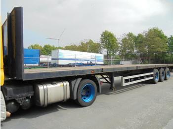 Flatbed semi-trailer Renders ROC 12 27