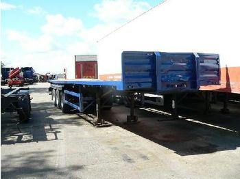 SDC  - flatbed semi-trailer
