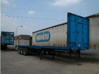 STAS  - flatbed semi-trailer