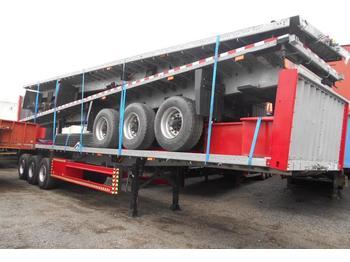 Flatbed semi-trailer Schmitz Cargobull
