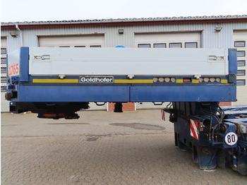 Semi-trailer Goldhofer Svanehals THP/ET