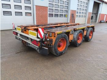 Semi-trailer Goldhofer THP/ET 3