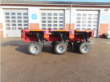 Semi-trailer Goldhofer THP/SL 3