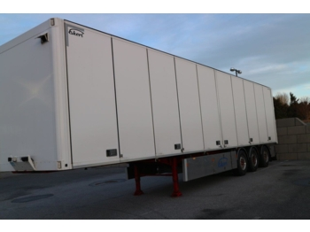 Ekeri T3-A - isothermal semi-trailer