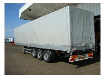 Kässbohrer HUIF EDSCHA 3-AS - semi-trailer