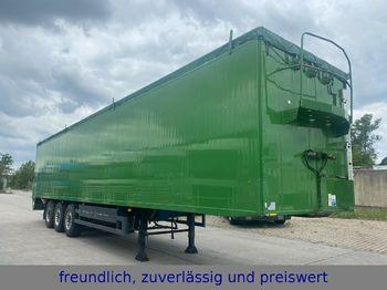 Kempf * AP35/3 * ALCOA * SEITENTÜR  * SCHUBBODEN *  - semi-trailer