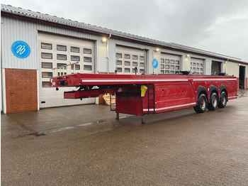 Semi-trailer Langendorf SBH