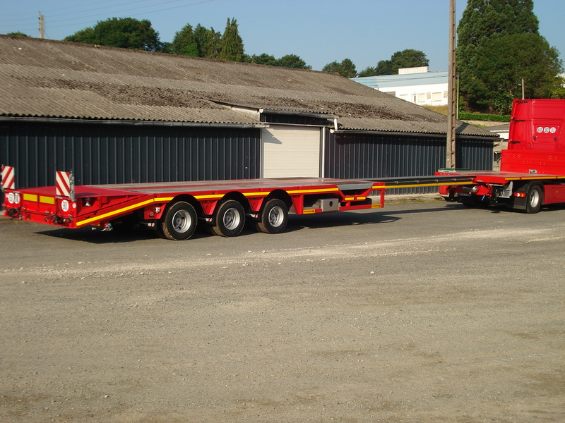 faymonville t l max low loader semi trailer from france. Black Bedroom Furniture Sets. Home Design Ideas