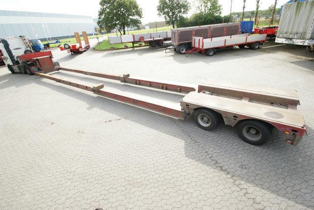Faymonville yacht transport 2 x ausziehbar 15 m im bett for Bett ausziehbar