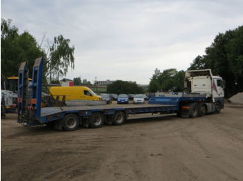 MONTENEGRO SG60-3G - low loader semi-trailer