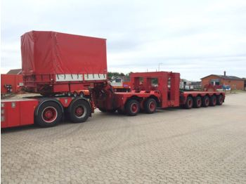 Nooteboom  - low loader semi-trailer