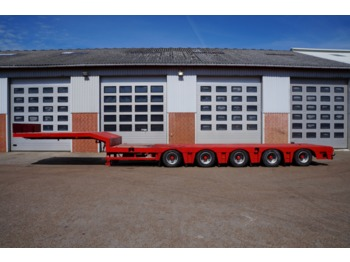 Low loader semi-trailer Nooteboom OSD-85