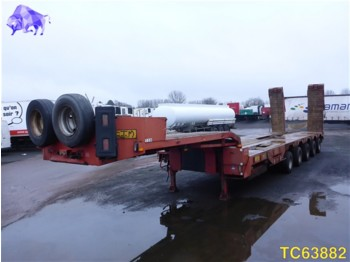 Leasing ACTM Low-bed - low loader semi-trailer