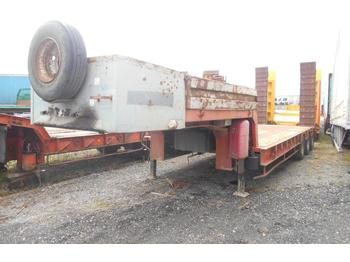 Actm  - low loader semi-trailer