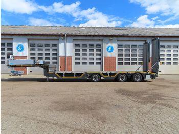 Low loader semi-trailer B-XL STN-L 3