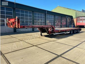 Broshuis 31N5-C | 3x BPW | Bj.2007  - low loader semi-trailer