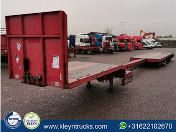 Broshuis 31N5-EU - low loader semi-trailer