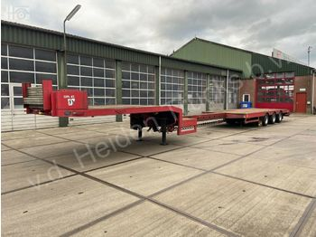 Broshuis 31N5-EU | 3x SAF | 6.3m Extendable  - low loader semi-trailer