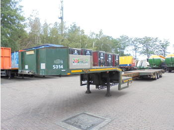 Broshuis 31-N5-EU - low loader semi-trailer