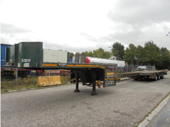 Broshuis 31-N5-EU +7 METER - low loader semi-trailer