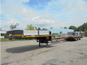 Broshuis E 2190 24 BS - low loader semi-trailer
