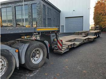 C.C.D. SS480 Low bed / 3 axle / expandable  - low loader semi-trailer