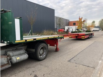 Doll Es-ge MEGA !!! radiograph steering !!! - low loader semi-trailer