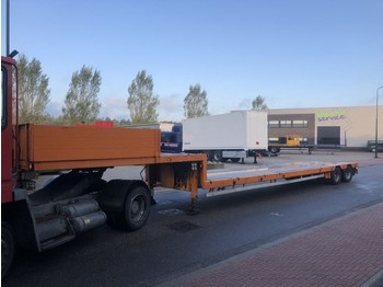 Low loader semi-trailer Doll S2H-0